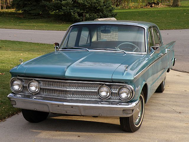 1960 Mercury Comet For Sale Elkhart, Indiana