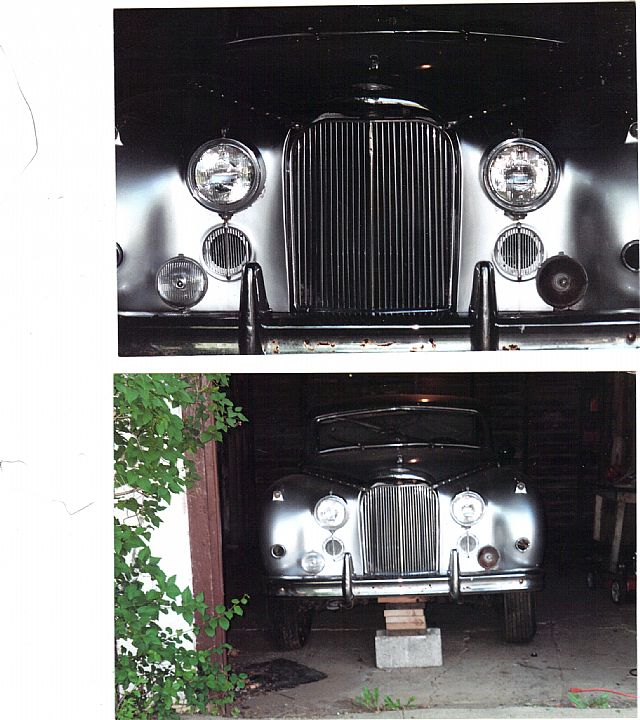 1960 Jaguar Mark IX for sale