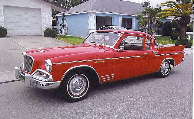 1960 Studebaker Hawk For Sale Spring Hill, Florida