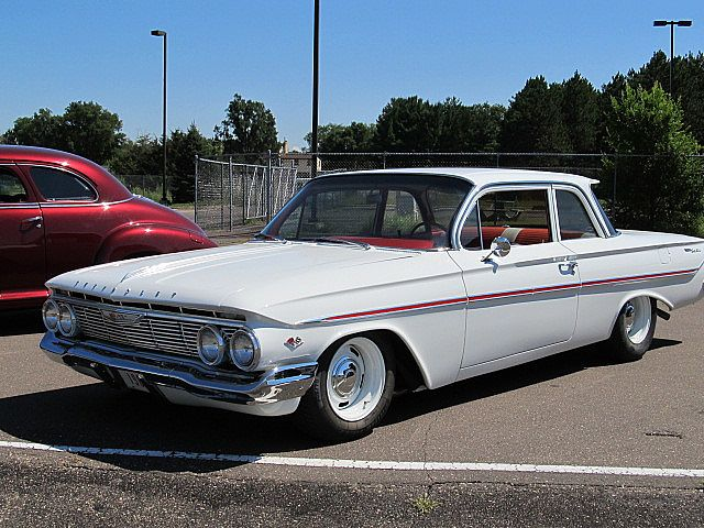 1961 Chevrolet Bel Air for sale