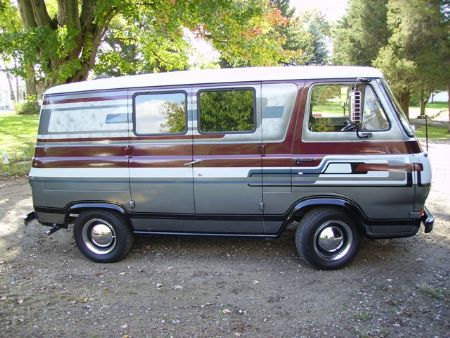 1961 Ford Econoline for sale