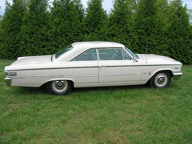 1963 1 2 ford galaxie 500 for sale joplin missouri. Black Bedroom Furniture Sets. Home Design Ideas