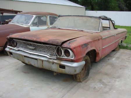 1963 Ford Galaxie for sale