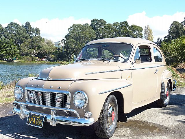 1963 Volvo 544 for sale