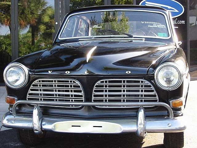 1964 Volvo 122S for sale