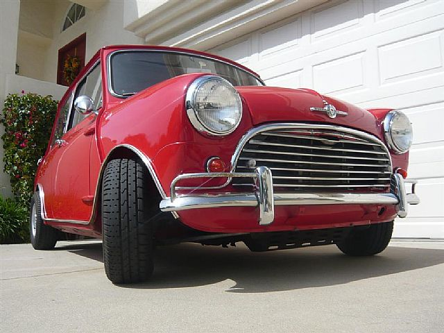 1962 Morris Cooper for sale