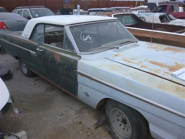 1965 Ford Fairlane 500 For Sale Las Vegas, Nevada