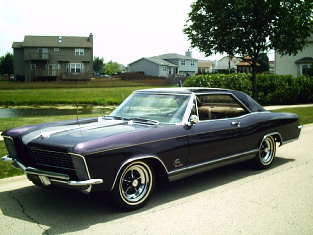 1965 Buick Riviera Gran Sport For Sale Romeoville Illinois