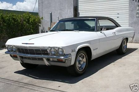 1965 chevrolet impala ss for sale fort lauderdale florida. Black Bedroom Furniture Sets. Home Design Ideas