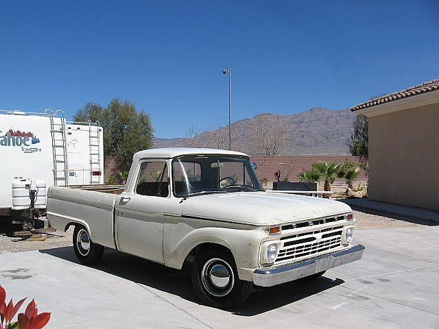 1966 Ford F100 for sale