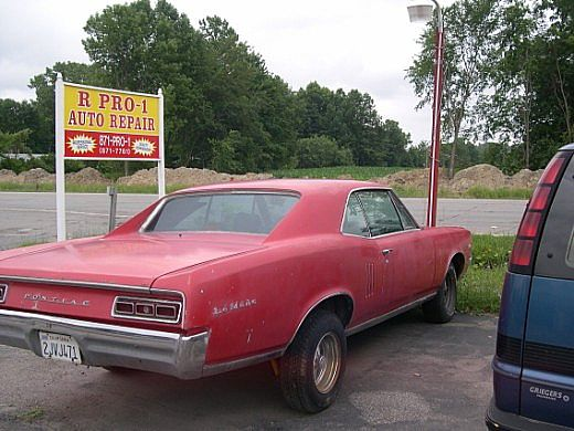 1966 Pontiac LeMans for sale