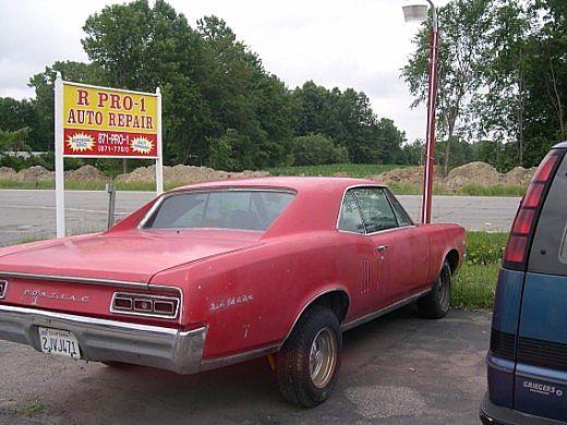 1966 Pontiac LeMans For Sale Michigan City, Indiana