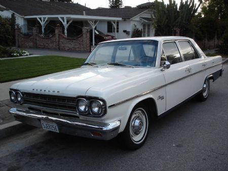 1966 AMC Rambler for sale