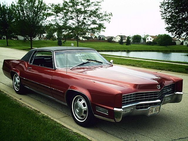 1967 Cadillac Eldorado for sale
