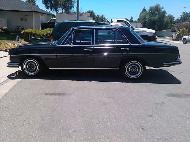 1967 Mercedes 250S for sale