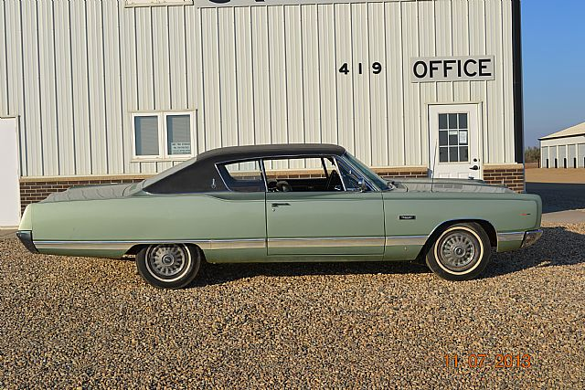 1967 Plymouth Fury VIP for sale