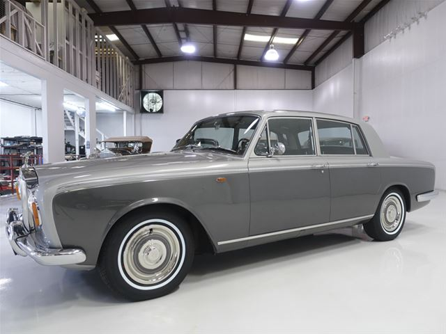 1967 Rolls Royce Silver Shadow