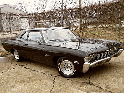 1968 Chevrolet Biscayne for sale