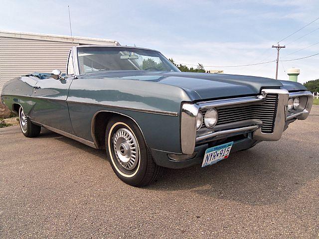 1968 Pontiac Catalina For Sale Jefferson Wisconsin