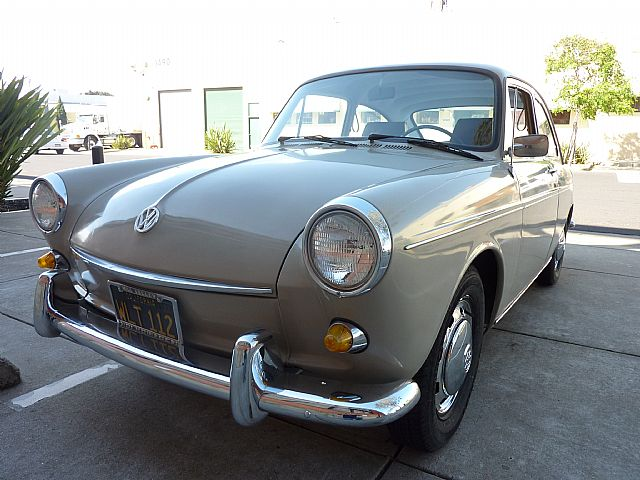 1968 Volkswagen Fastback for sale