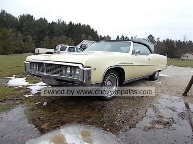 1969 Buick Electra