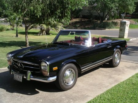 1969 Mercedes 280SL for sale