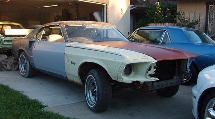 1969 ford mustang mach 1 for sale bay area california. Black Bedroom Furniture Sets. Home Design Ideas