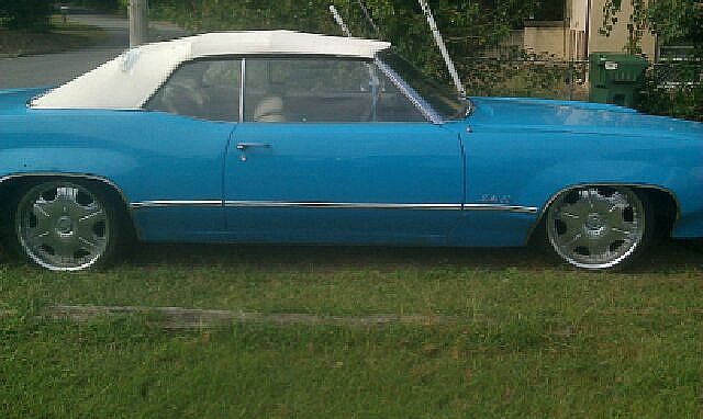 1969 Oldsmobile Delta 88 for sale
