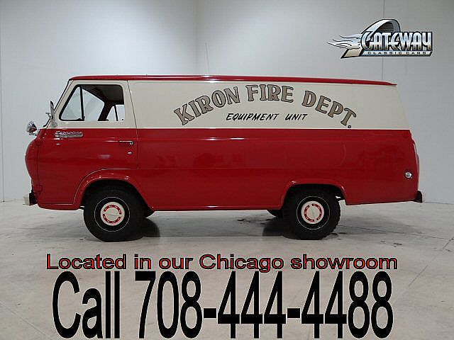 1966 Ford Econoline for sale