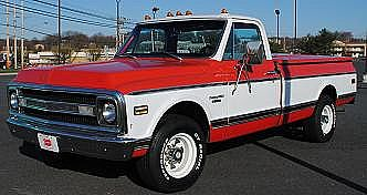 1970 Chevrolet C20 for sale