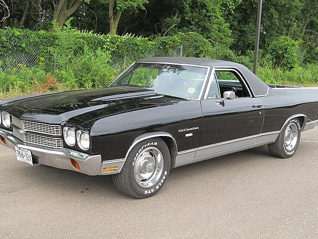 1970 Chevrolet El Camino for sale