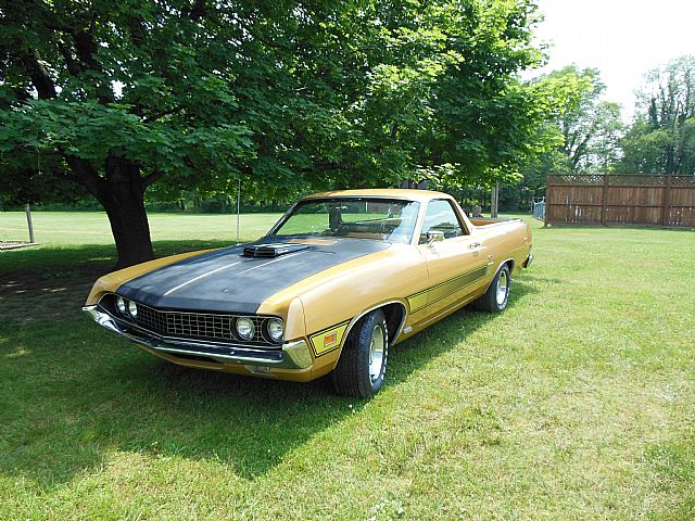 1970 Ford Ranchero for sale