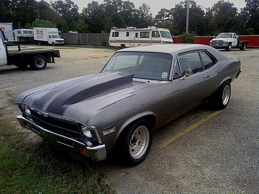 1970 Chevrolet Chevy II for sale