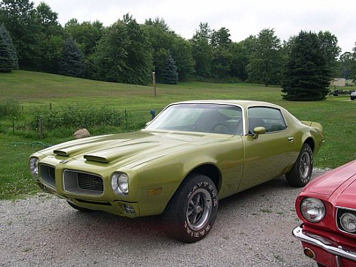 1971 Pontiac Formula for sale
