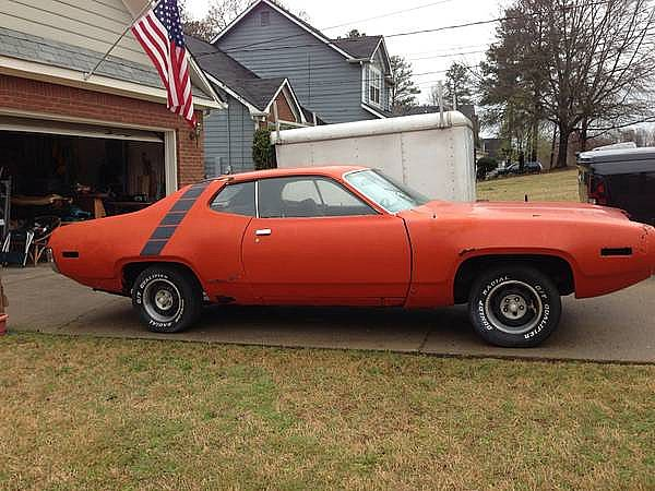 1971 Plymouth Sebring for sale