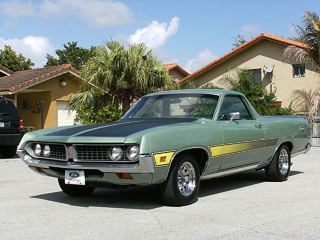 1971 Ford Ranchero for sale