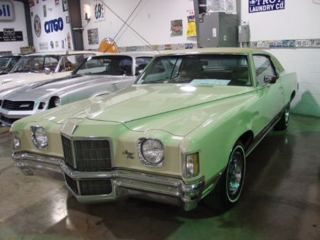 1972 Pontiac Grand Prix for sale