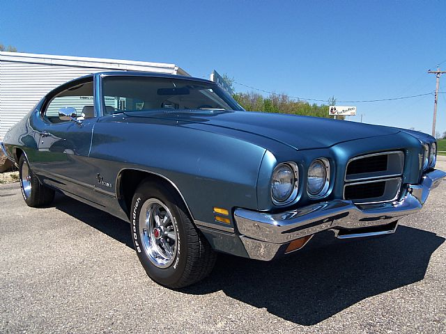1972 pontiac le mans - photo #46