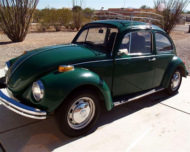 1972 Volkswagen Super Beetle For Sale Tucson Arizona