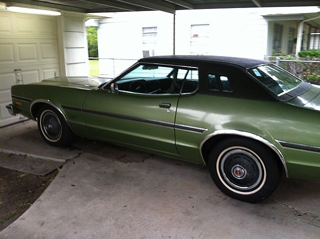 1975 Ford Elite for sale