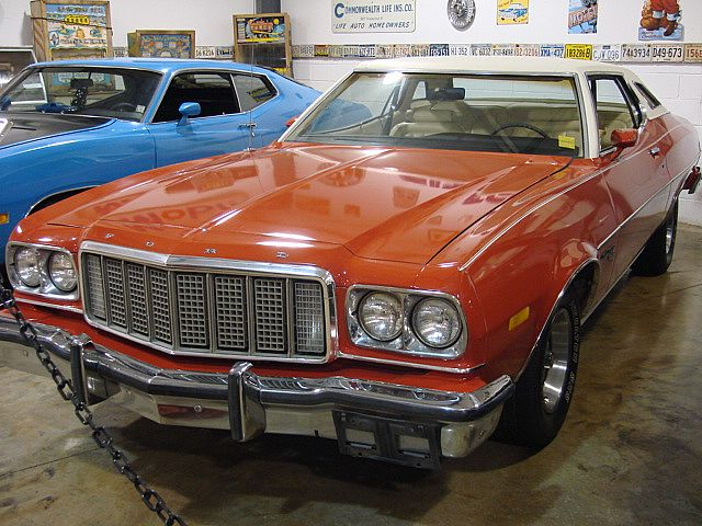 1975 Ford Gran Torino for sale