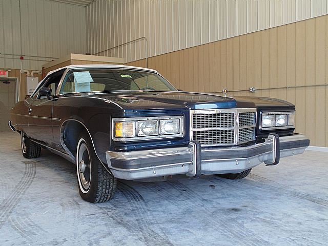 1975 Pontiac Grandville for sale