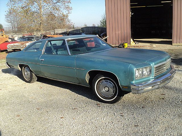1975 Chevrolet Impala for sale