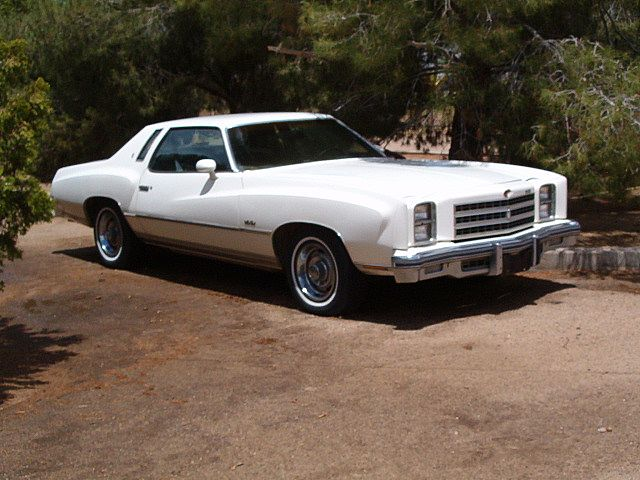 1976 Chevrolet Monte Carlo For Sale Golden Valley Arizona