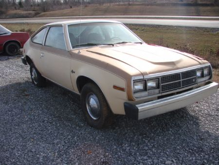 1978 AMC Spirit for sale