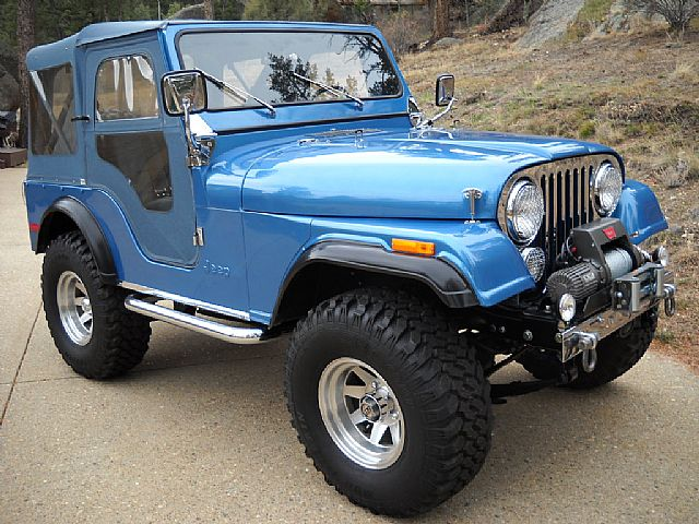 1978 Jeep CJ5 for sale