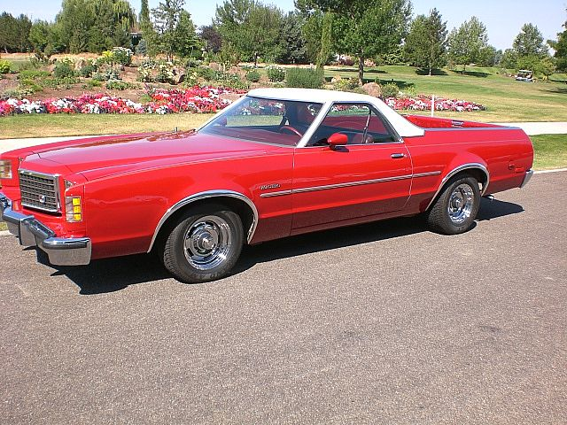 1979 1/2 Ford Ranchero for sale