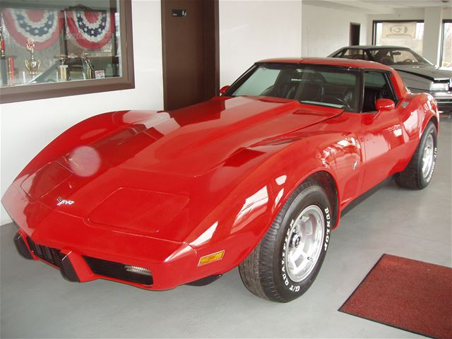 1979 chevrolet corvette for sale poland ohio. Black Bedroom Furniture Sets. Home Design Ideas