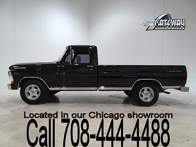 1971 Ford F250 for sale