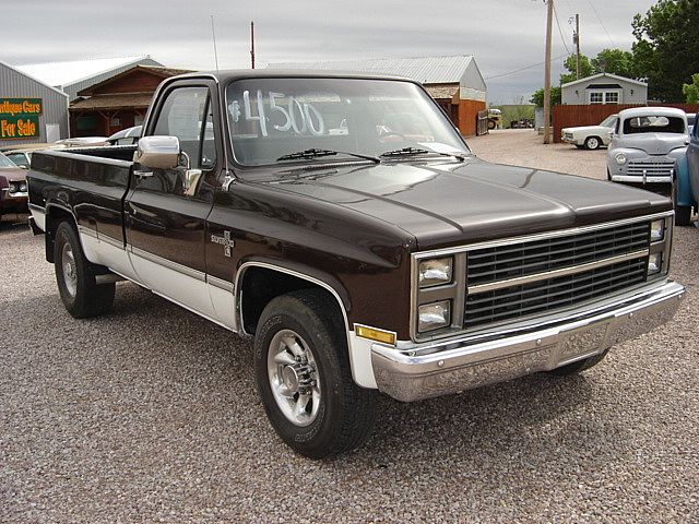 1984 Chevrolet C20 for sale